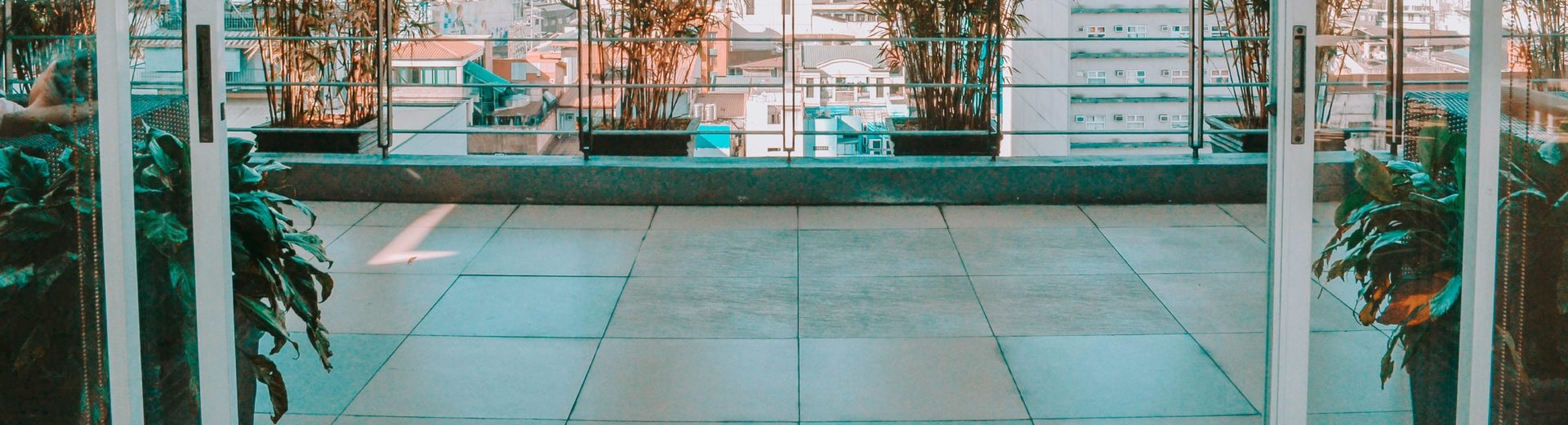 Balkon- und Terrassenisolierungen